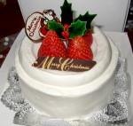 野杏のクリスマスケーキ